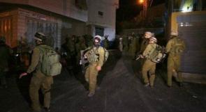 جيش الاحتلال يقتحم قرية بورين جنوب مدينة نابلس