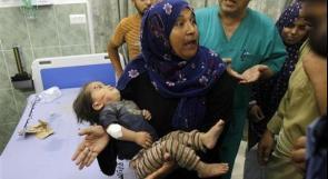 غزة لا تركع: العدو يلقي 400 طن متفجرات