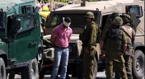قوات الاحتلال تعتقل 14 مواطنًا من مدن الضفة