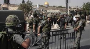 """القدس: إضراب شامل في مدارس""""جبل المكبر""""واعتقال اثنين من مجلس الأولياء"""