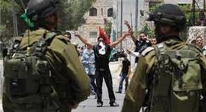 إصابة شاب برصاص الاحتلال كان يحتفل بفوز  عساف قرب مخيم الجلزون
