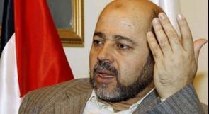 أبو مرزوق: الدعوة لتطبيق اتفاق 2005 في المعبر هو دعوة لعودة الاحتلال
