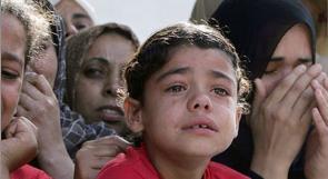 """""""اليونيسف"""": أطفال غزة يعانون من مشاكل نفسية جرّاء العدوان"""
