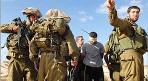 قوة اسرائيلية تختطف مواطنين من غزة