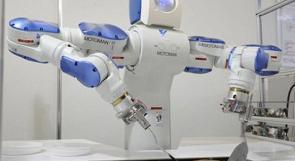 روبوت ياباني جديد للدخول في الأماكن المشعة