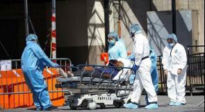 الاحتلال يعلن ارتفاع حصيلة وفيات كورونا إلى 7082 حالة