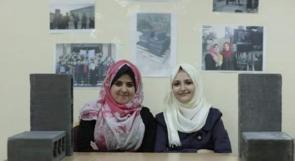 """خاص لـ""""وطن"""": بالفيديو.. غزة: مهندستان تنتجان أحجار بناء من """"الرماد"""""""