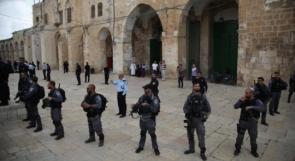 الهيئات الإسلامية: الاحتلال يعمل على تغيير الوضع التاريخي والقانوني في القدس والأقصى