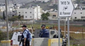 عشرات الإصابات بالغاز والرصاص المعدني في مخيم الفوار