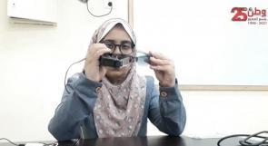 """إبتكار لذوي الاعاقة السمعية.. """"أذن السلام"""" نظارة تحول اللغة المحكية إلى لغة الإشارة"""