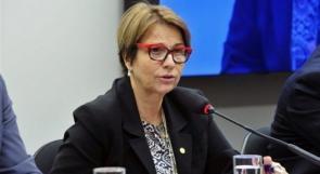 وزيرة الزراعة البرازيلية قلقة من نقل سفارة بلادها إلى القدس