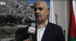 فوزي برهوم لوطن: القصف بالقصف والمقاومة جاهزة لصد أي عدوان على قطاع غزة
