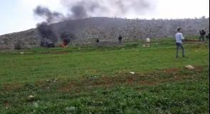 محدث.. المغير: 3 إصابات بالرصاص الحي إثر قمع الاحتلال مسيرة ضد الاستيطان