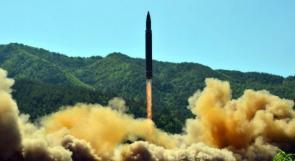 كوريا الشمالية تجري تجارب صاروخية للمرة الخامسة خلال اسبوعين