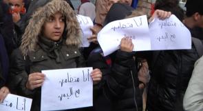 بالفيديو : رام الله  تندد بالعدوان السعودي على اليمن والأجهزة الأمنية غاضبة