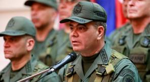 الجيش الفنزويلي: على من يحاولون فرض حكمهم أن يمروا فوق جثثنا أولا!
