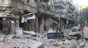 """""""سانا"""": التوصل لاتفاق يقضي بإخراج الإرهابيين من مخيم اليرموك"""