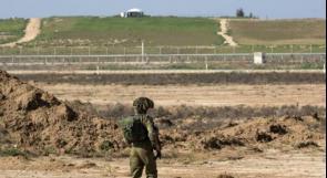 الاحتلال يوقف بناء الجدار المضاد للأنفاق على حدود غزة