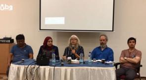 المنظمات البيئية لـوطن: نعمل مع مؤسسات دولية لحماية بيئتنا من الاحتلال