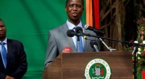 """المُعارضة في زامبيا تتهم الرئيس بتهريب أموال ومخدرات من """"إسرائيل"""""""