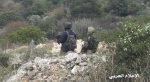 الاحتلال يطلق النار تجاه عناصر من الجيش اللبناني قرب الحدود