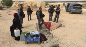 اعتقالات في بير هداج بالنقب