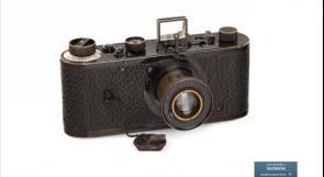 أغلى كاميرا في العالم عمرها قرن