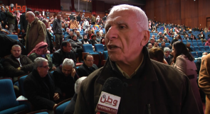 عزام الأحمد لـ وطن: حاولنا أن نجعل من مواجهة صفقة القرن وسيلة لتجاوز الانقسام ولكن للأسف البعض لا يريد!