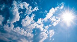 الطقس: اجواء صيفية ولا تغير على درجات الحرارة