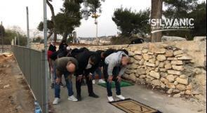 الاحتلال يقمع المشاركين بصلاة المغرب في المقبرة اليوسفية بالقدس ويعتقل شابا