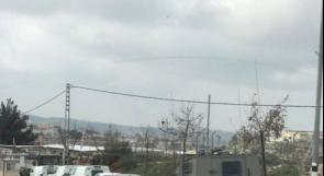 اجراءات عسكرية مكثفة في عدد من المواقع في بيت لحم