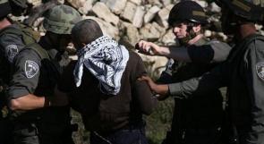 الاحتلال يعتقل مواطنا ويستولي على جرافته في الجفتلك