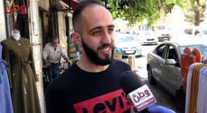 وطن ترصد مدى الالتزام بإجراءات الوقاية من فيروس كورونا في رام الله