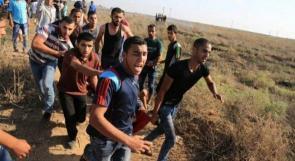 إصابة فتى برصاص الاحتلال شرق البريج