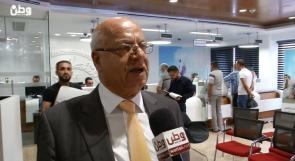 عاطف علاونة لوطن: استراتيجية البنك الإسلامي العربي المقبلة تقوم على توسيع شبكة الفروع وتوفير برامج مصرفية اسلامية جديدة