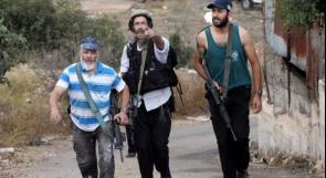 إصابة شابين بالرصاص الحي باعتداء للمستوطنين في بديا غرب سلفيت