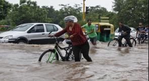 باكستان: مقتل ما لايقل عن 50 شخصا جراء الفيضانات