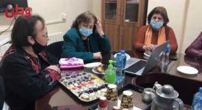 طاقم شؤون المرأة يناقش مع وزيرة الصحة واقع المرأة والأوضاع الصحية عموما