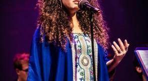 """المغنية ناي البرغوثي تحصل على جائزة المواهب الشابة من مسرح """"Concertgebouw"""" في هولندا"""