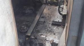 إصابة شاب بحالة اختناق جراء حريق اندلع على سطح أحد فنادق بيت لحم