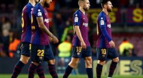 ليفربول يتلقى ضربة قوية أمام برشلونة