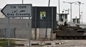 الاحتلال يعتقل عاكف شومر أثناء مروره على حاجز بيت حانون