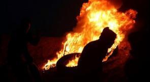"""خمس إصابات إثر قمع الاحتلال فعاليات """"الإرباك الليلي""""شرق رفح"""