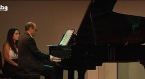 """ضمن مجموعة كاملة.. الإسطوانة الأولى من مؤلفات أمين ناصر لآلة """"البيانو"""" ترى النور"""