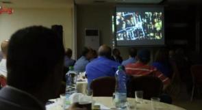 """""""عش الدبابير"""" تحقيق لوطن وأمان يثير جدلا واسعا في مؤتمر حوكمة قطاع الاتصالات"""