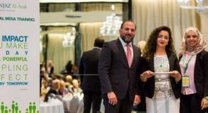 """خلال المؤتمر السّنوي لإنجاز العرب.. """"إنجاز فلسطين"""" تحصد جائزتي الجودة والامتثال للعام 2018"""