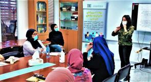 مركز علاج ضحايا التعذيب يعقد ورشة تدريبية في السيكودراما والعلاج الجماعي