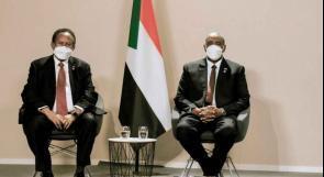 البرهان يكشف سبب اعتقال عبدالله حمدوك ومكان وجوده وتوقيت عودته إلى منزله