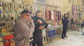 الاحتلال يفرج عن مدير المتحف الاسلامي في الأقصى عرفات العمرو بشروط