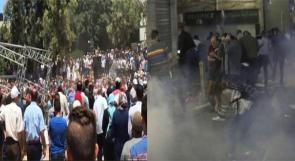 """""""المنظمات الأهلية"""" تطالب بمحاسبة المسؤولين عن قمع اعتصامات رام الله وغزة"""